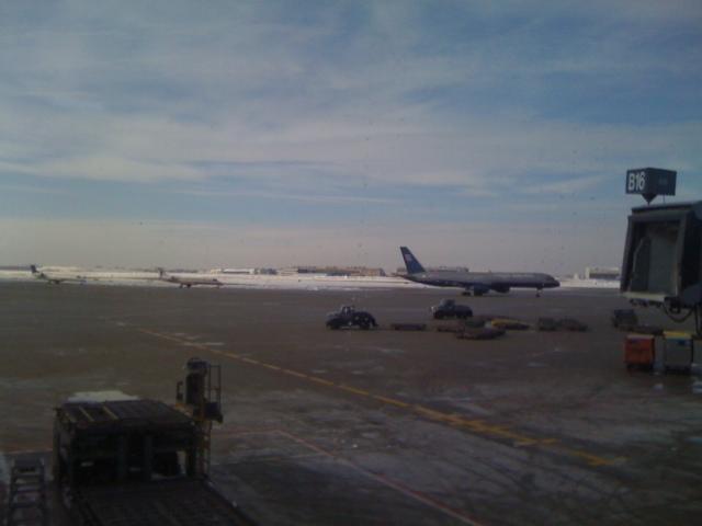 シカゴオヘア空港
